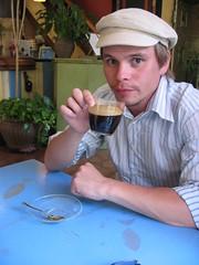coffee break, san sebastian