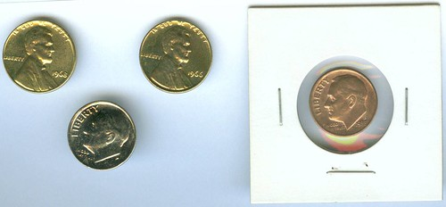how to make a coin appear in someone pocket