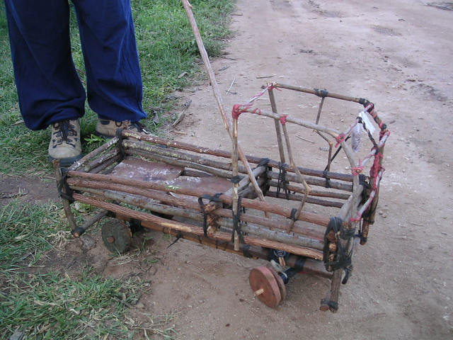 Homemade Toy Car | Woodworking Magazine Online - Page 2