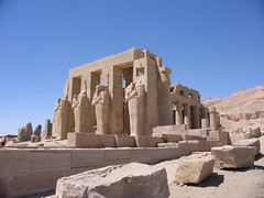 Step back in history at Ramesseum - Things to do in Luxor