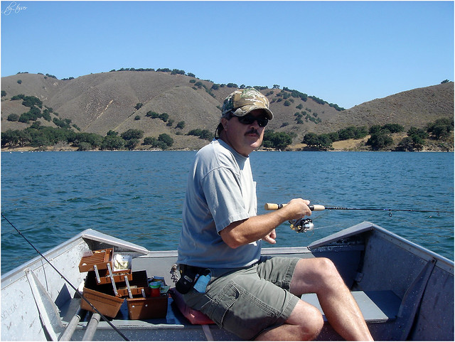 fishing lake cachuma flickr photo sharing