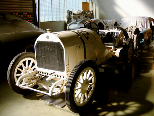 Mercedes Race Car, 1907