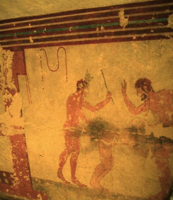 Tomba della Fustigazione erotic image