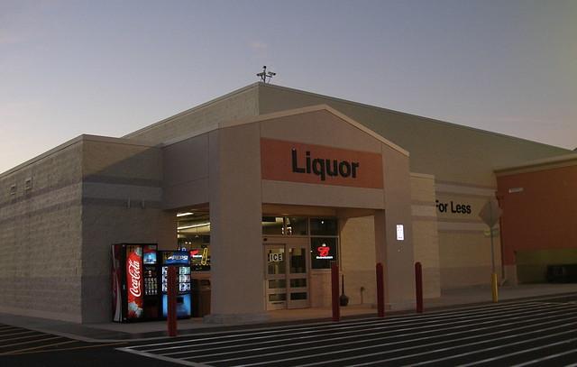 Wal Mart Liquor Store Winter Haven Fl Flickr Photo