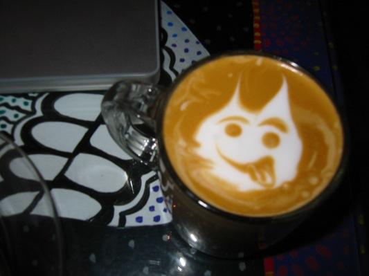 devilish latte, Canon POWERSHOT S330
