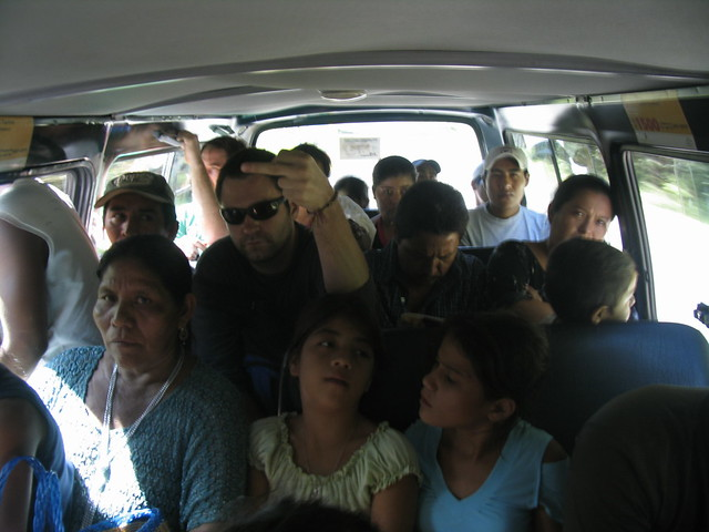 19 People In A 12 Person Van Flickr Photo Sharing