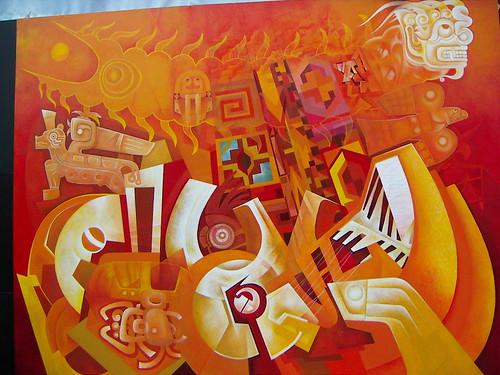 Arte contemporáneo Aymará