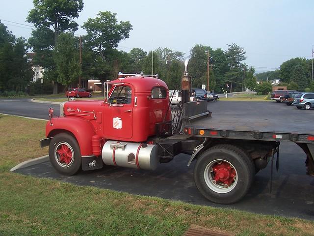 Vintage Mack Truck 108