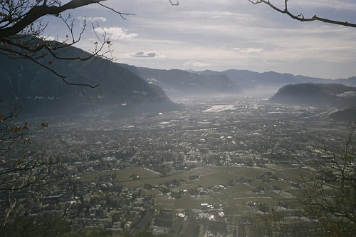 Bolzano from North