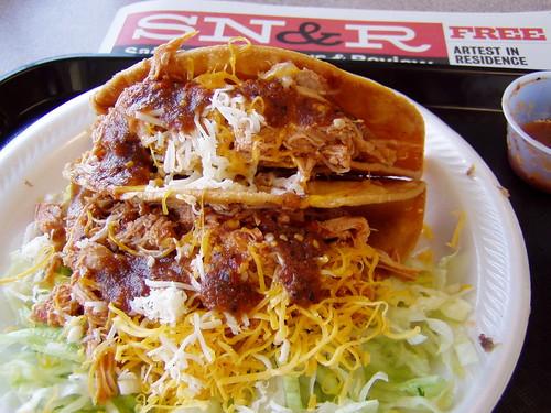 Flickriver tom spaulding 39 s photos tagged with saboramexico - Tacos mexicanos de pollo ...