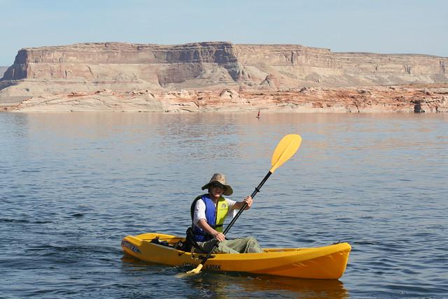 Lake powell kayak 132 flickr photo sharing for Annette hein