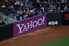Yahoo Ballpark Ad