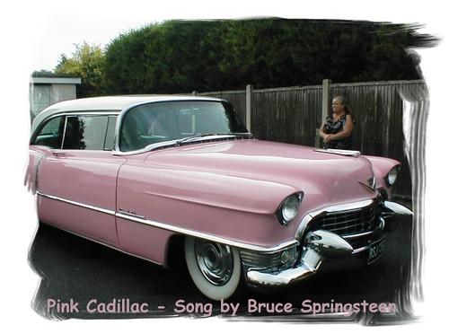 Pink Cadillac (song