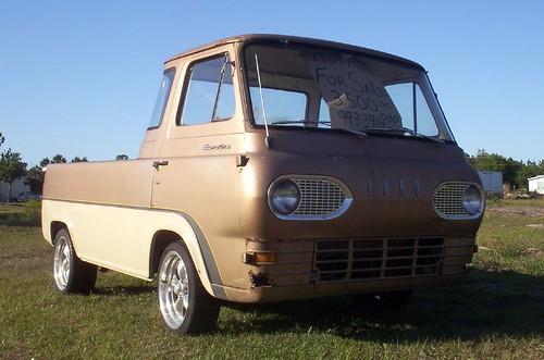 1964 ford van truck a photo on flickriver. Black Bedroom Furniture Sets. Home Design Ideas