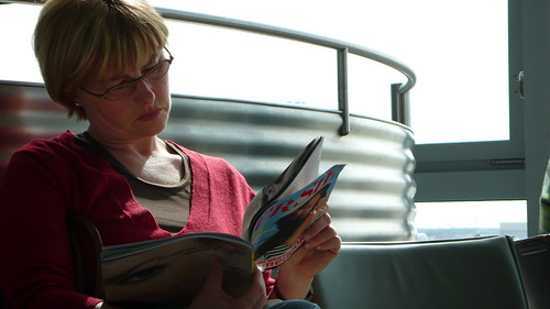 Lost in Transit - Woman