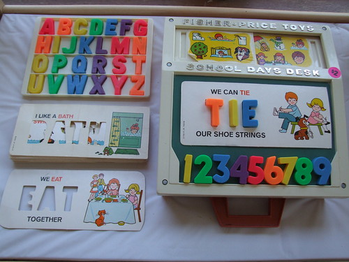 Fisher Price School Days Desk