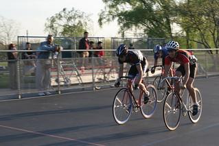 Cs sprint - Pablo and Dan, with Nikki