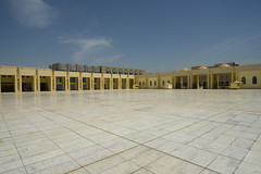 Grand Mosque - Outside Courtyard