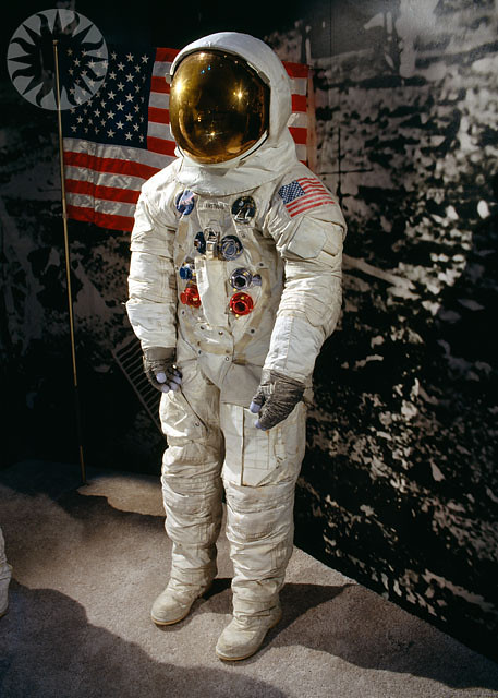 Neil Armstrong Apollo 11 Space Suit | Flickr - Photo Sharing!