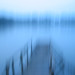 blurred jetty