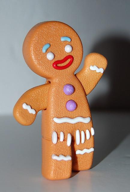 mcdonald's shrek the third gingerbread man | Explore j_pidge ...
