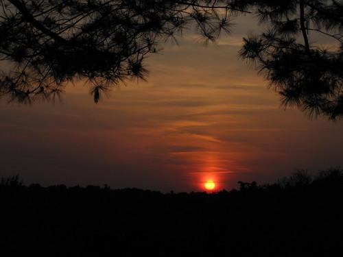 sunset ohio pine guernsey senecaville