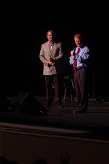 Larry Wilhite & Brannon Howse at Mansion America