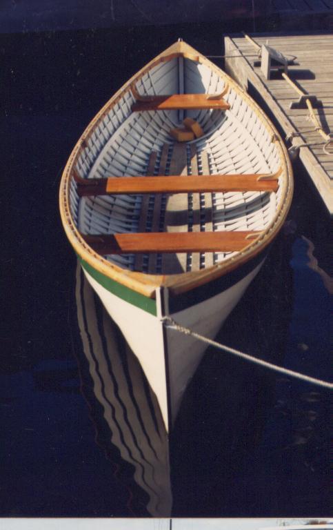 Wooden Boat Education Seattle Eric Hvalsoe Wooden