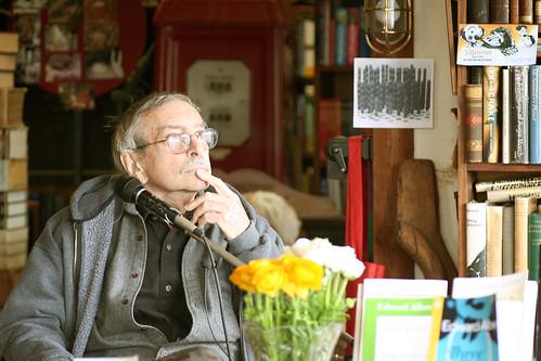 Playwright Edward Albee