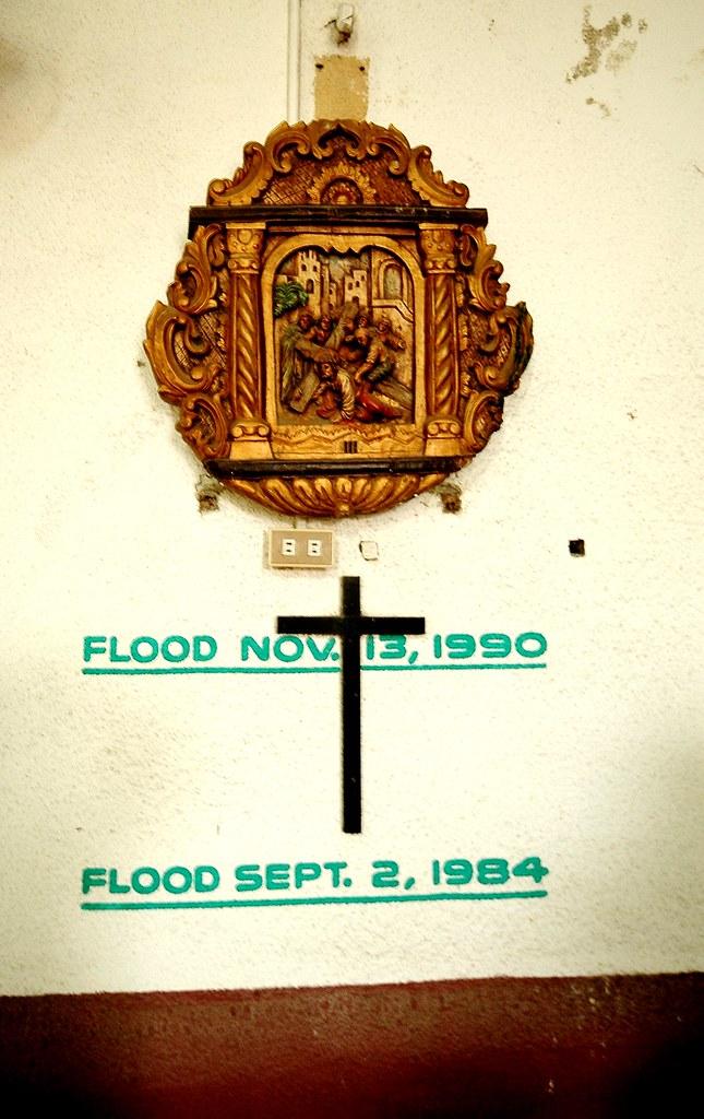 loboc flood markers