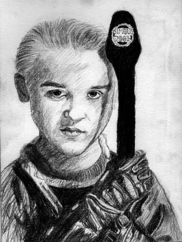 Draco Malfoy Bosquejo
