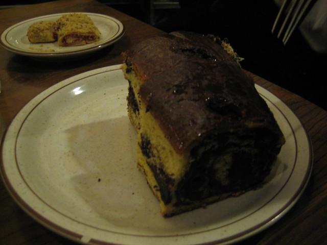 Russian Coffee Cake