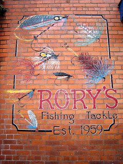 Rory's Fishing Tackle Est. 1959