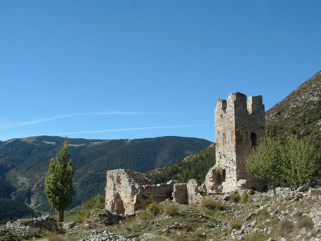 Castillo de Gósol
