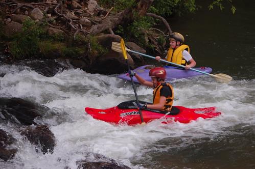 kids geotagged northcarolina greenriver kayakers geo:lat=3526491 geo:lon=82324687