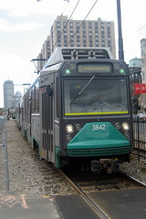 Boston - Boston University - Green Line