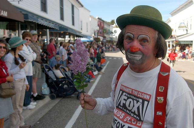 Lilac Festival  Mackinac Island