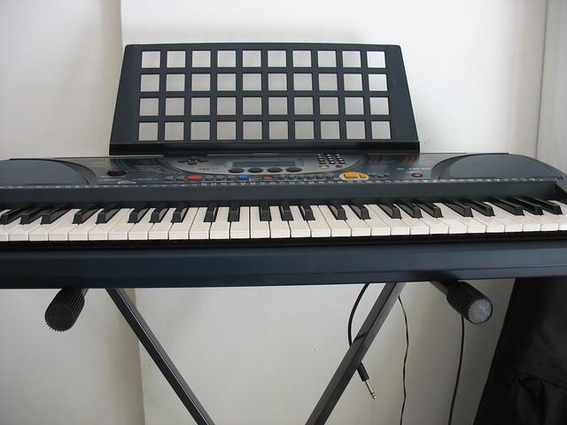 Photo:PSR-270 Yamaha Keyboard By HousingWorksPhotos