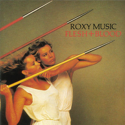 Roxy Music Flesh & Blood