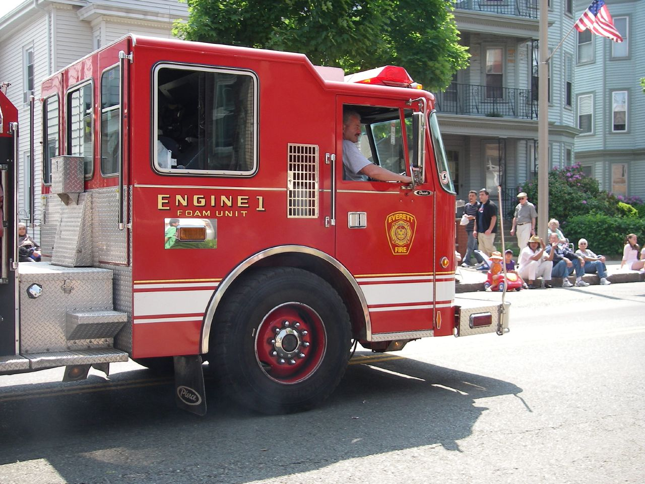 Somerville Fire Department Car Seat Installation