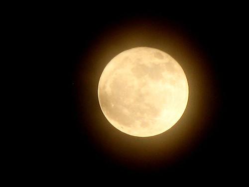 Moon Contrast