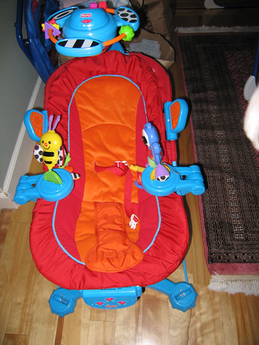 FISHER PRICE BABY BOUNCER - BABY BOUNCER - AFFORDABLE BABY SLINGS - Blog.hr