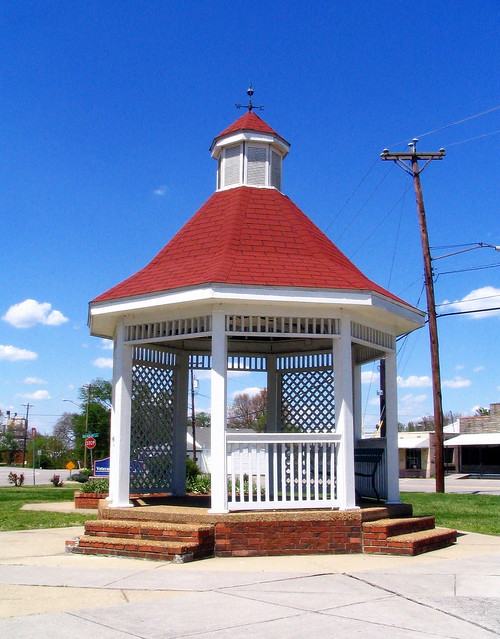 The Old Hickory Triangle Gazebo