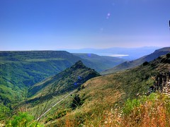 Ancient Gamla, view to Sea of Galilee by vad_levin, on Flickr