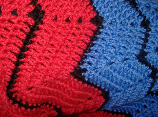 Knit a child a lifelong Spiderman dream | Knitwear Patterns