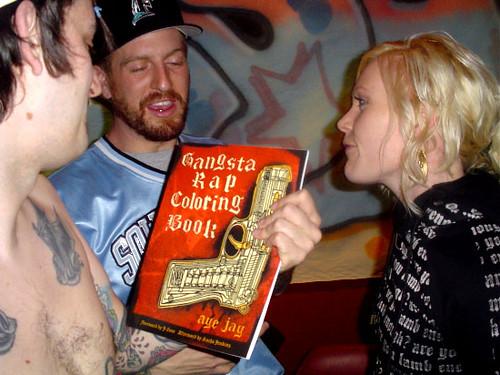 gangsta rap coloring book pdf - photo #34