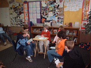 Literature Circles Projects