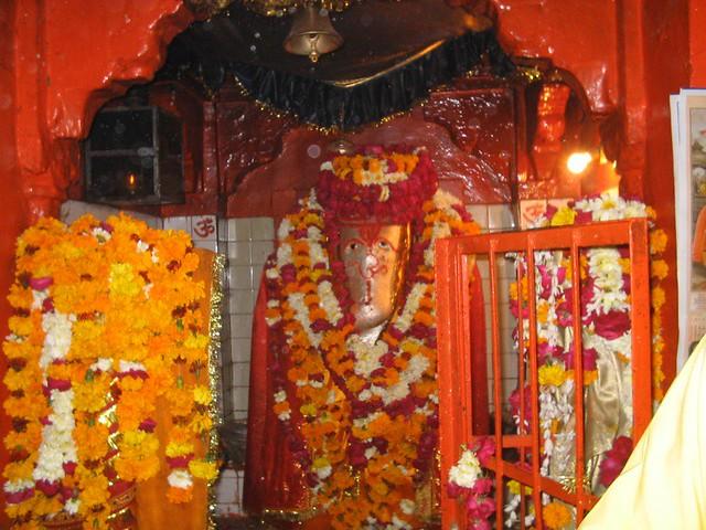 Khade Ganeshji temple