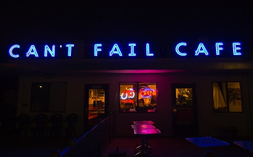 Can't Fail Cafe