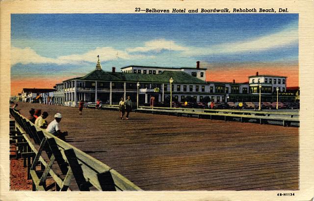 Rehoboth Beach Hotels